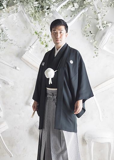 最高級紋付袴が半額!