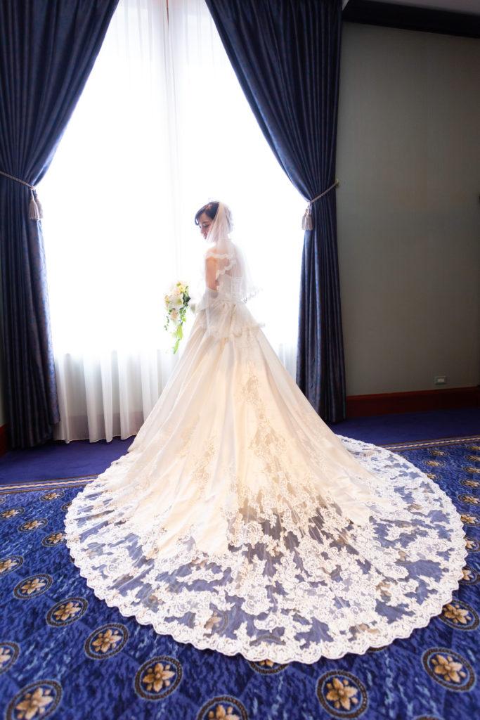 ウェスティンホテル東京の花嫁様