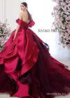 【KIYOKO HATA】入荷予定ドレス CD0370の画像2縮小