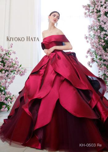 【KIYOKO HATA】入荷予定ドレス CD0370