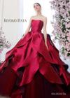 【KIYOKO HATA】入荷予定ドレス CD0370の画像3縮小