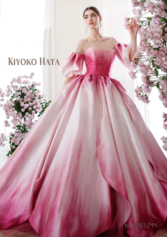 【KIYOKO HATA】入荷予定ドレス CD0372