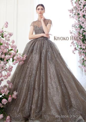 【KIYOKO HATA】入荷予定ドレスCD0567