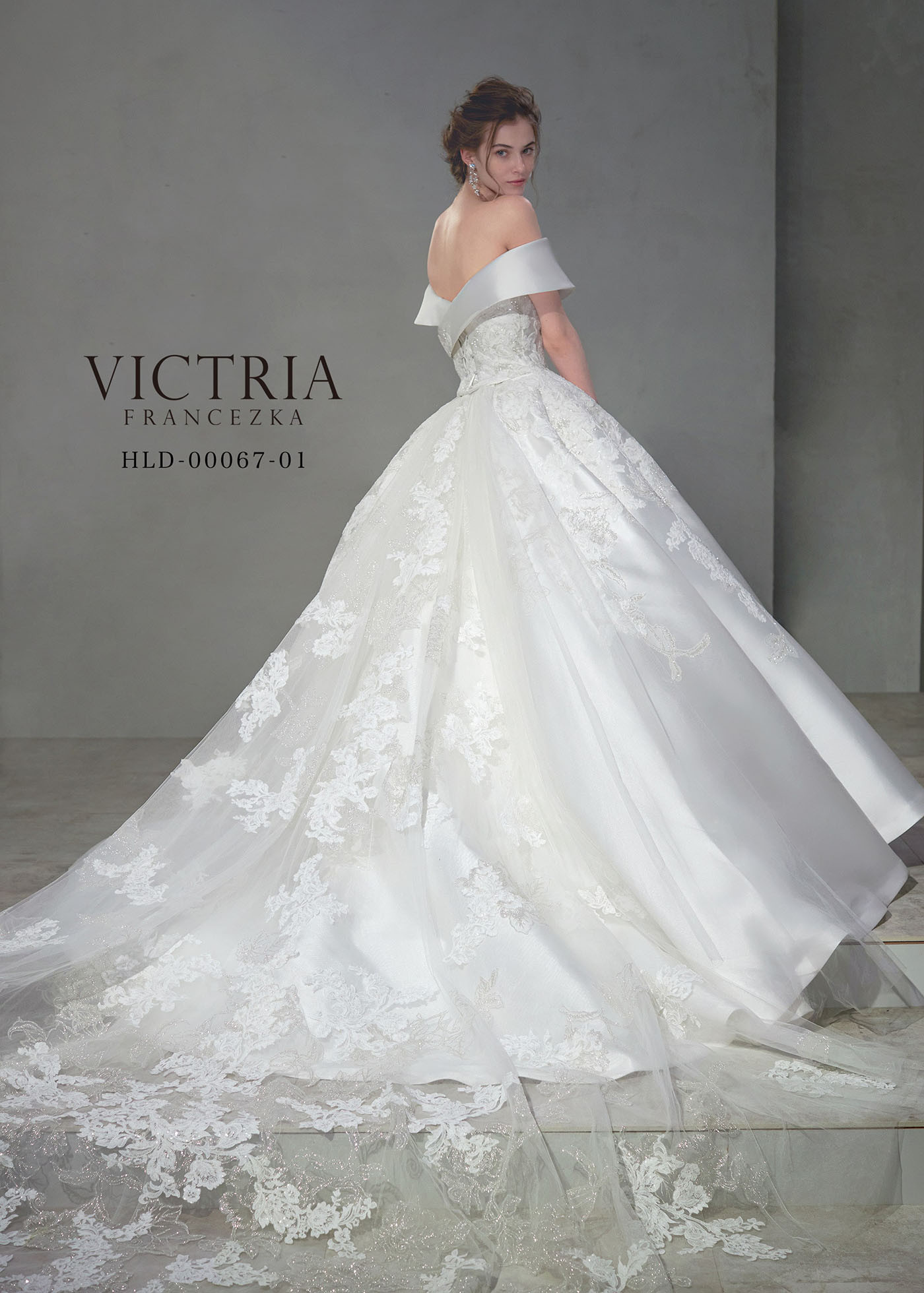 【VICTRIA PRINCEZKA】入荷予定ドレス HLD-00067-01