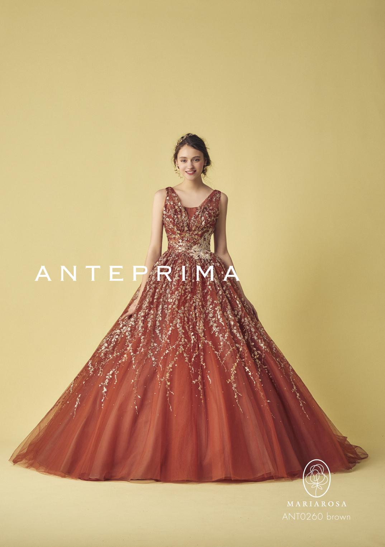 【ANTEPRIMA】入荷予定ドレス ANT0260
