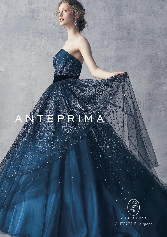 取り寄せ商品【ANTEPRIMA】ANT0221 blue green